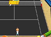 Игра Теннисный бой