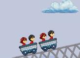 Игра Rollercoaster Rush