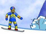Игра Supreme Extreme Snowboarding