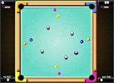 Игра Impact pool