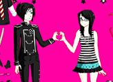 Игра Любовная пара