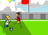 Игра Magic Soccer