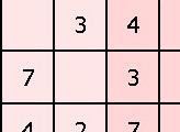 Игра Sudoku 1-9