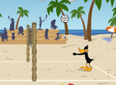 Игра Tricky Duch Volleyball
