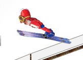 Игра Ski Jumping! Kornspitz! Originally From Austria!