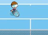 Игра Теннисная борьба