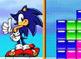 Игра Sonic Tetris