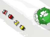 Игра Husky Racers