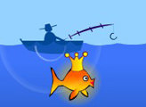 Игра Поймай Fish-ку