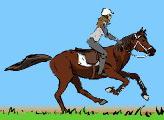 Игра Wendy Horse Game