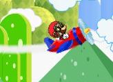 Игра Марио пилот