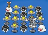 Игра Том и Джерри: Битва за еду