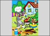 Игра Том и Джерри: Пикник