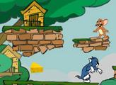 Игра Том и Джерри: Сырный воришка