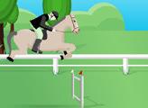 Игра Прыжок на лошади