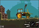Игра Езда на тракторе