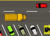 Игра Парковка грузовика