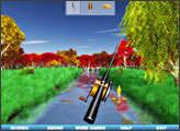 Игра Рыбалка в ручье