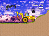 Игра Трактор вездеход