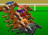 Игра Лошадиные бега