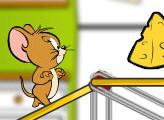 Игра Том и Джерри: Расставь мосты