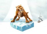 Игра Ледниковый период 3: Эра Динозавров - Диего: уклонись от препятствий