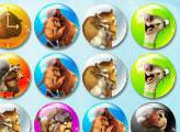 Игра Ледниковый период 3: Эра Динозавров - Матч с Мэнни
