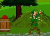 Игра Зеленый лучник
