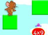 Игра Том и Джерри: Математические мушки