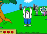 Игра Weight Lifting