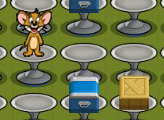 Игра Том и Джерри: бомбермен