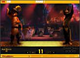 Игра Кот в сапогах: танцевальная битва