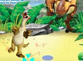 Игра Ледниковый период 3: Эра Динозавров - Танцы с Сидом