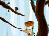 Игра Ледниковый период: Сумасшедшая Белка