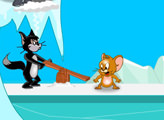 Игра Том и Джерри снежные шары