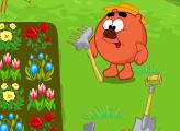 Игра Весёлый садованик