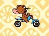 Игра Джерри мотоциклист