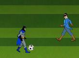 Игра Футбол с Бэтменом