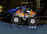 Игра Бэтмен: супер трек