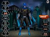 Игра Боевые костюмы Бэтмена