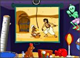 Игра Алладин: озвучь мультфильм