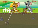 Игра Том и Джерри золотоискатели 2