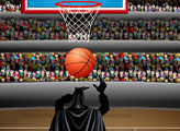 Игра Бэтмен и супермен: баскетбольный турнир