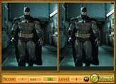 Игра Бэтмен найди отличия