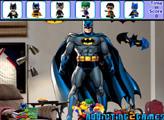 Игра Спальня Бэтмена: Поиск предметов