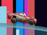 Игра Тачки 2: Молния Маккуин гонка