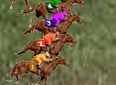 Игра Hollett Horse Racing