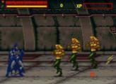 Игра Сражения Бэтмена на улицах города