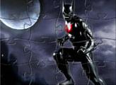 Игра Бэтмен пазл