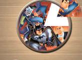 Игра Супермен и Бэтмен - пазл